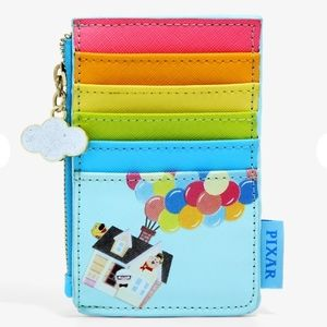 NWT Loungefly Pixar Up Wallet